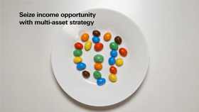 Seize income opportunity with multi-asset strategy